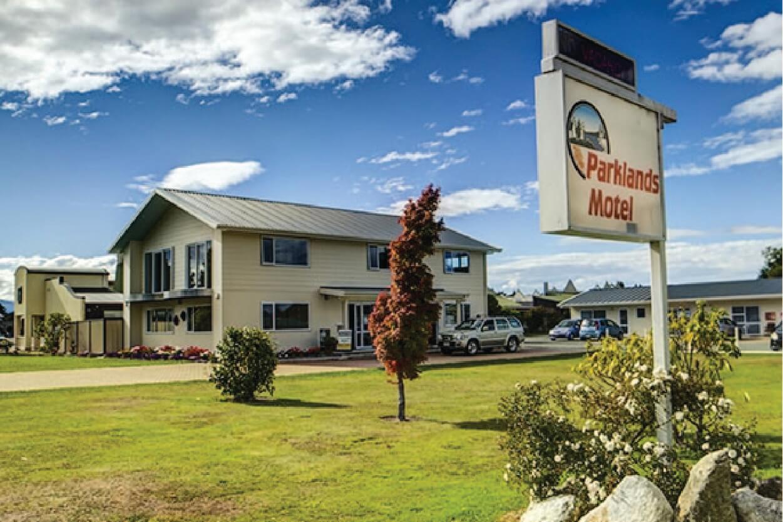 Parklands Motel Te Anau